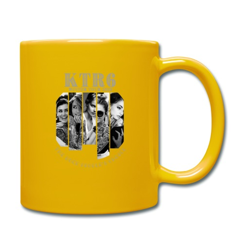 KTR6 - Winter Tour 2020 - Mug uni
