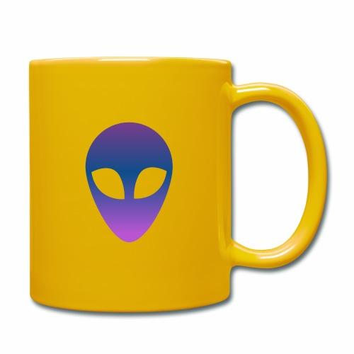 Aliens - Taza de un color
