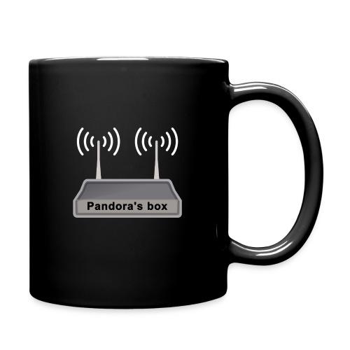 Pandora's box - Tasse einfarbig