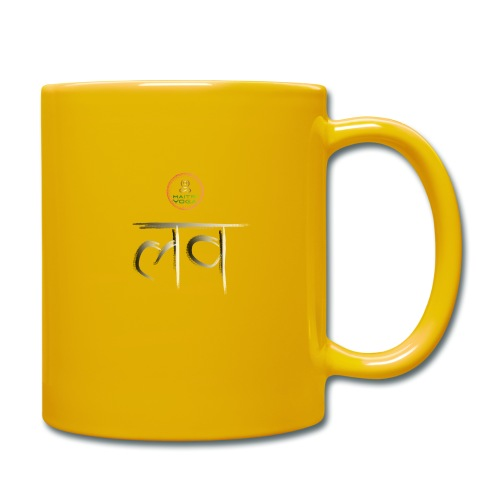 LOVE Sanskrit MaitriYoga - Mug uni