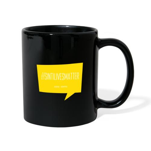 Sinti Lives Matter - Full Colour Mug