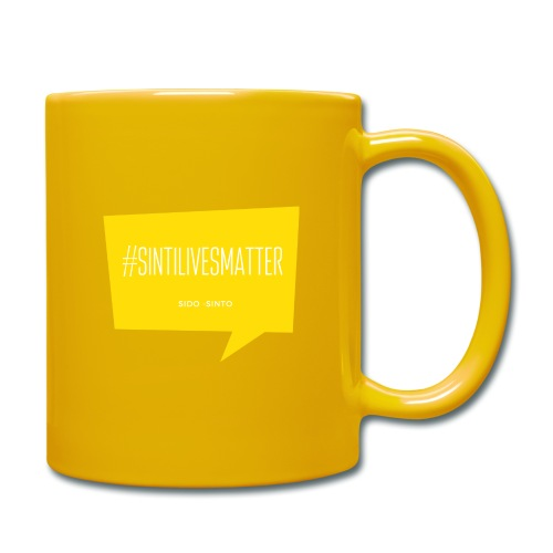 Sinti Lives Matter - Tasse einfarbig