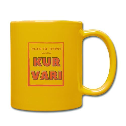 Clan of Gypsy - Position - Kurvari - Tasse einfarbig
