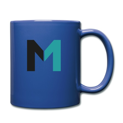 Logo M - Tasse einfarbig