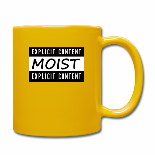 Moist2 - Full Colour Mug