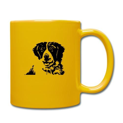Barry - St-Bernard dog - Tasse einfarbig
