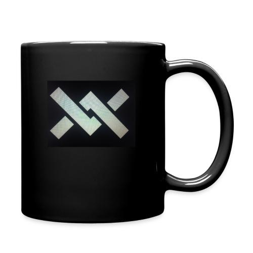 Original Movement Mens black t-shirt - Full Colour Mug