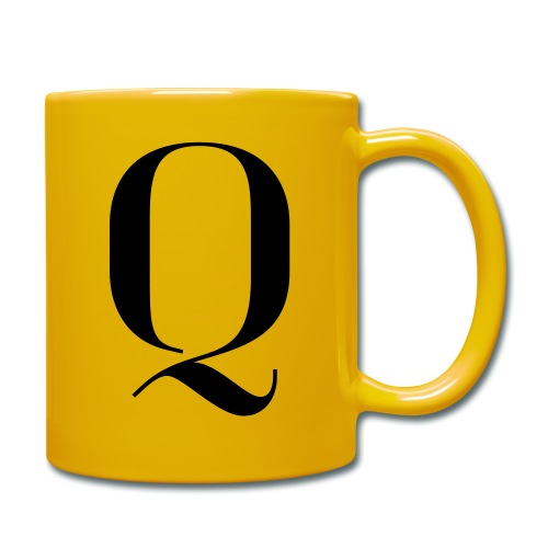 Q - Full Colour Mug