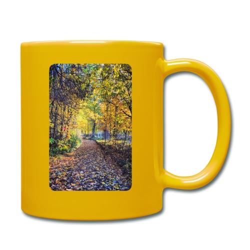 Autumn - Kubek jednokolorowy