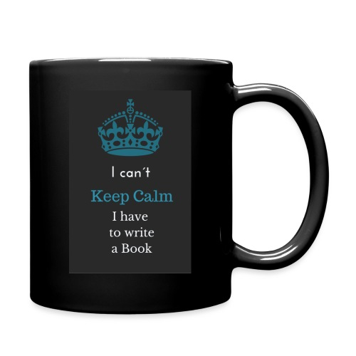 I can t keep calm - Tasse einfarbig