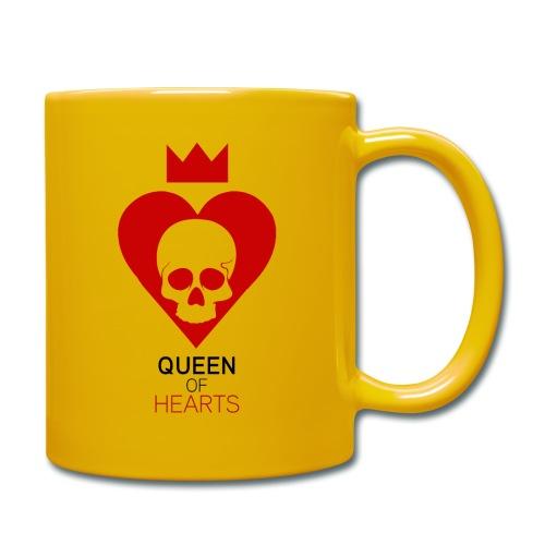 Tee shirt manches longues Reine des Coeurs - Mug uni