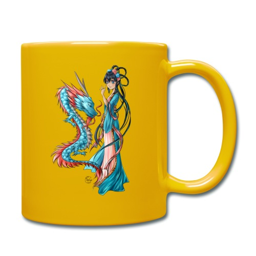 Blue Dragon - Mug uni