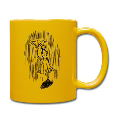 Umbrella - Full Colour Mug