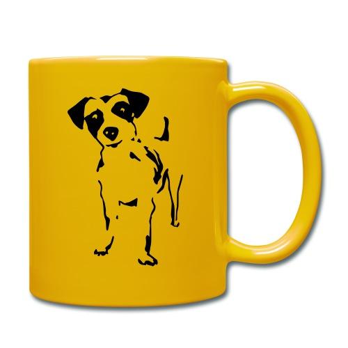 Jack Russell Terrier - Tasse einfarbig