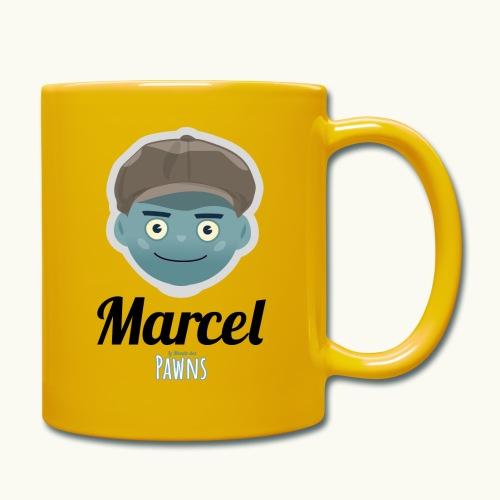 Marcel (Le monde des Pawns) - Mug uni