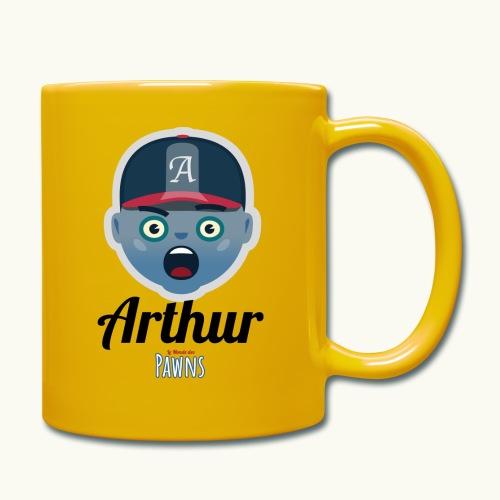 Arthur (Le monde des Pawns) - Mug uni