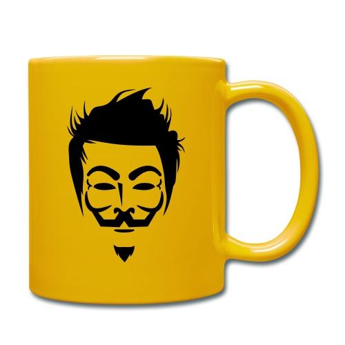 Anonymous Hipster - Mug uni