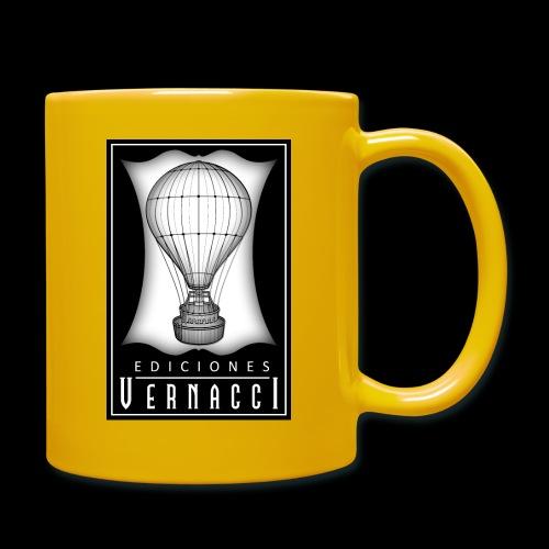 logotipo de ediciones Vernacci - Taza de un color