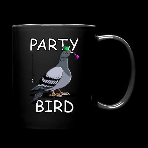 Party Bird - Full Colour Mug