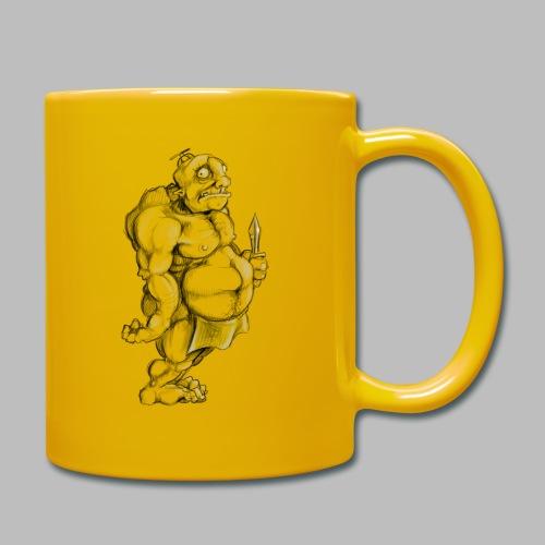 Big man - Tasse einfarbig