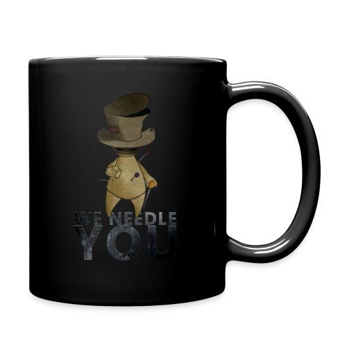 WE NEEDLE YOU - Mug uni