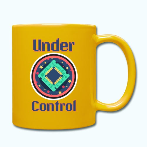 Under control - Full Colour Mug