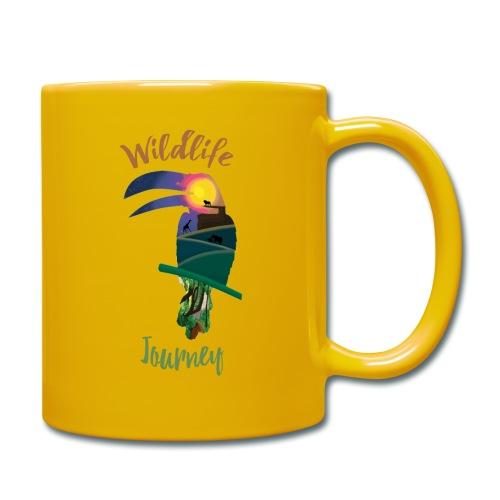 Wildlife Journey - Tasse einfarbig