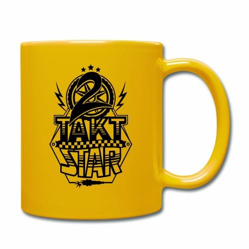 2-Takt-Star / Zweitakt-Star - Full Colour Mug