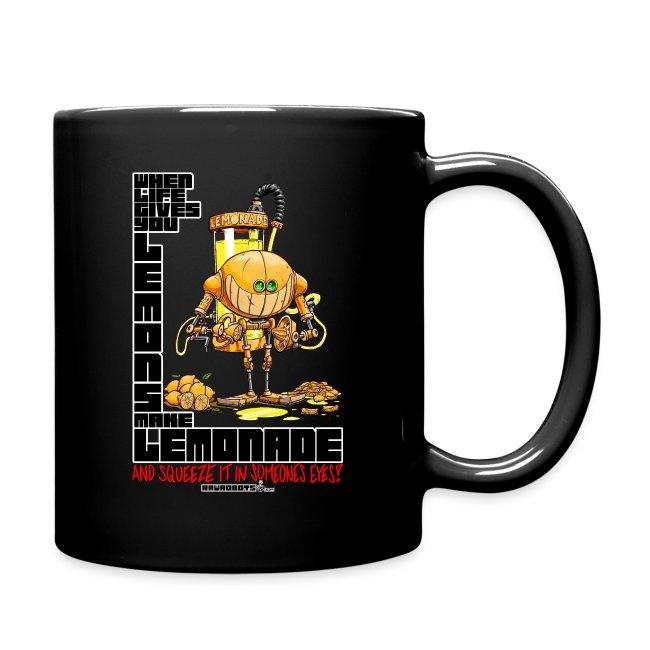 Lemonade Robot!🍋