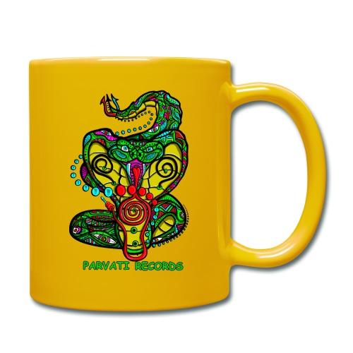 Parvati Records Cobra logo by Juxtaposed HAMster - Full Colour Mug