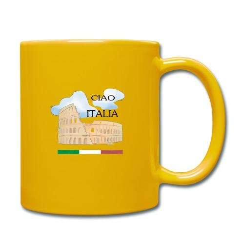 hello italy T-Shirts - Full Colour Mug