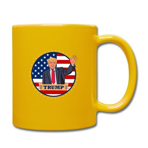 Trump - Tasse einfarbig