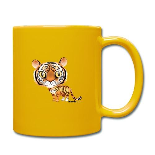 Tiger - Ensfarget kopp