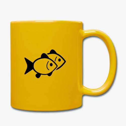 poissons - Mug uni
