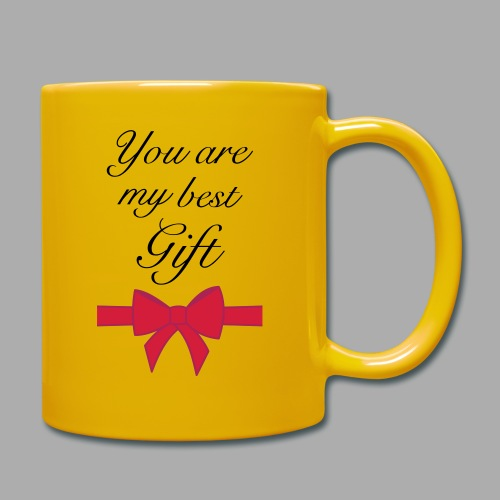 you are my best gift - Full Colour Mug