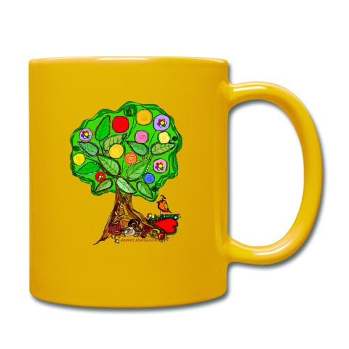LebensBaum - Tasse einfarbig