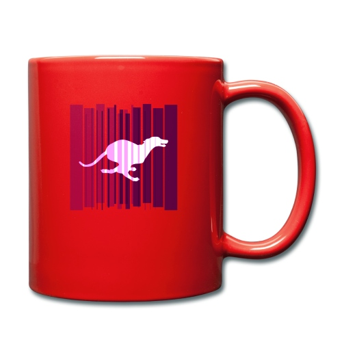 Sighthound In Purple Women's T - Full Colour Mug