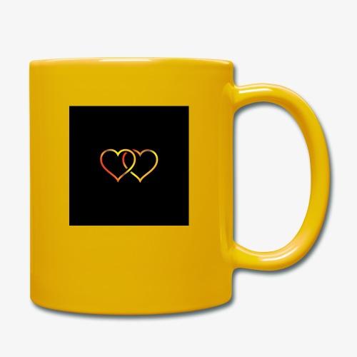 heart ! - Kubek jednokolorowy