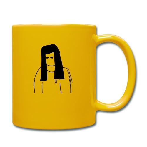 Girl - Full Colour Mug