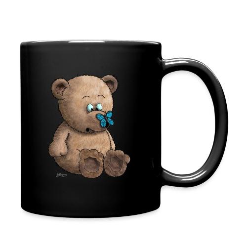 Teddybär - Tasse einfarbig