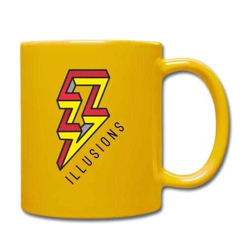 ♂ Lightning - Tasse einfarbig