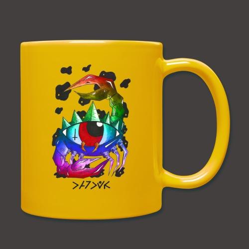 cancer multi-color - Mug uni
