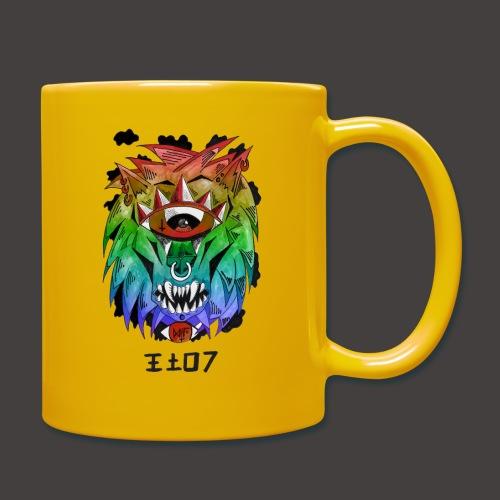 lion multi-color - Mug uni