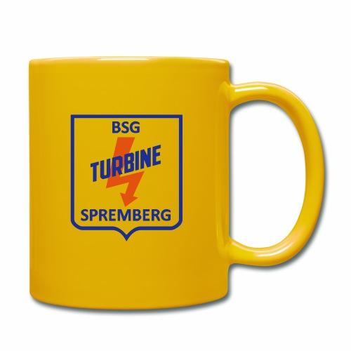Turbine Spremberg - Tasse einfarbig