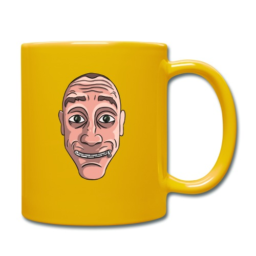 Zippy Face! - Full Colour Mug