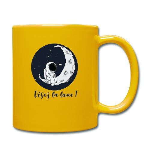 Visez la lune ! - Mug uni