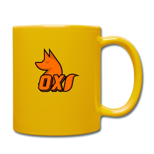 Fox~ Design - Full Colour Mug