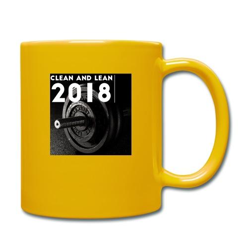 Clean and Lean 2018 - Full Colour Mug