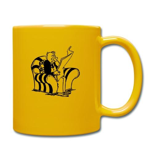 Lecteur - Mug uni