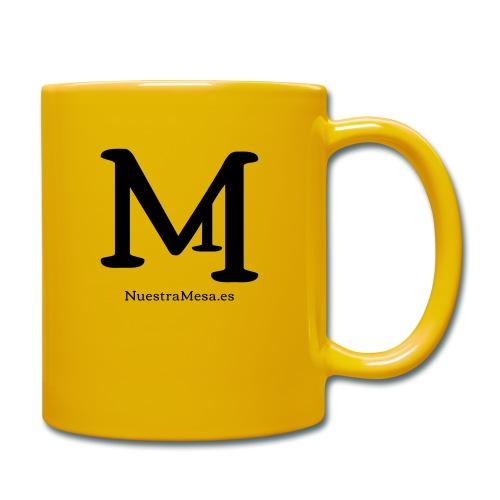 M de Mesa - Taza de un color